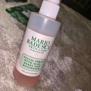 MARIO BADESCU ROSE WATER FACIAL SPRAY 118mL