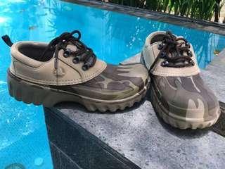 CROCS Yukon Leather Shoes