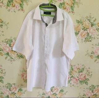 Zara Man White Shirt