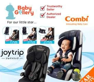 Combi joytrip EGG Shock First Carry Car Seat (for 1-11 Years)3 way-child seat