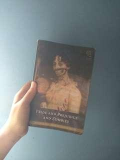 Novel Pride Prejudice and Zombies Jane Austen and Seth Graham-Smith