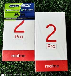 *0ppo Realme 2 pro*  *(1 year warranty by realme oppo malaysia )*   Android 9( Pie ) 6.3 inches IPS LCD capacitive touchscreen / 1080 x 2340 pixels Full View Display 19.5:9 Ratio *Qualcomm SDM660