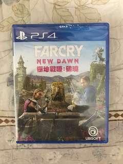 PlayStation 4 Farcry new dawn 極地戰嚎 :破曉