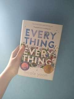 Everything, Everything - Nicola Yoon (Hardcover)