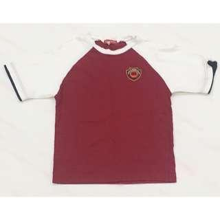 PADINI Red Shirt