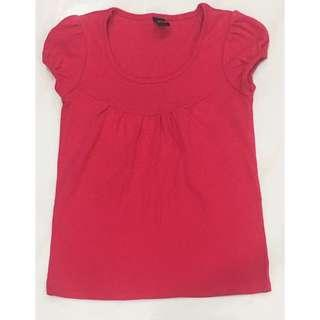 Amour Red Blouse
