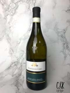 Castelvecchio Moscato D'asti 義大利氣泡酒