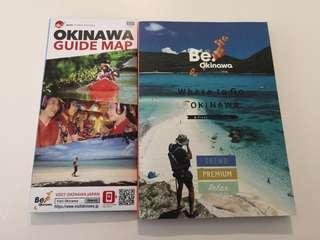 Okinawa map & travel guide
