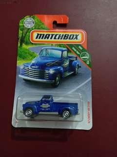 CPL - 47 chevy AD 3100 matchbox