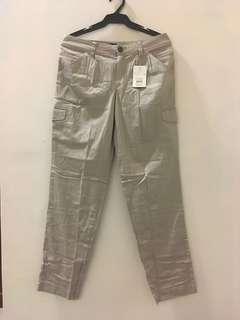 Khaki Pants 6 pockets