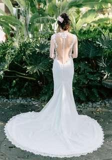 Designer wedding gown 婚紗👰