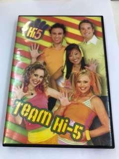 🚚 Hi-5 dvd (team hi-5)