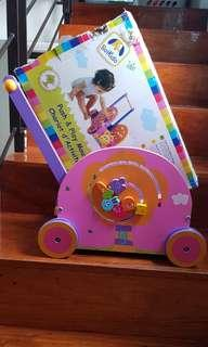 Boikido push & play wagon