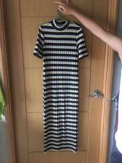 Zara Rib Dress