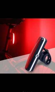 🚚 Raypal 2266 USB Rechargeable Bicycle Head Tail light