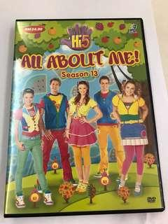 🚚 Hi-5 dvd (all about me)