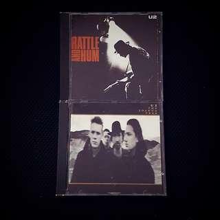 🚚 U2: Rattle & Hum and Joshua Tree