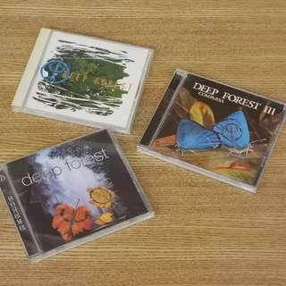 Deep Forest 3張專輯組合優惠