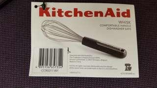 全新打蛋器 hand mixer, stand mixer.  Kitchen Aid 百年品牌