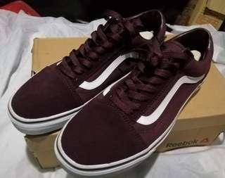 Vans oldskul shoes brandnew size 11 US mens