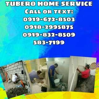 jerry tubero home service