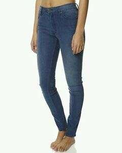 NEUW vintage skinny Marilyn blue jeans