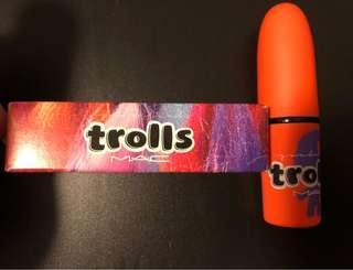 MAC Trolls Collection Lipstick