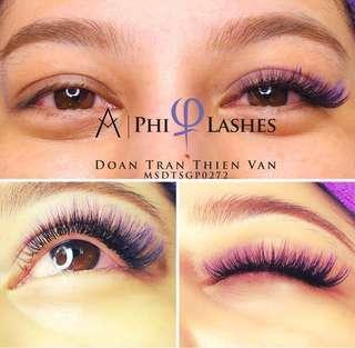all eyelash 20% off!!