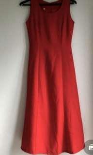 Red Dress free jacket #CarousellBetter
