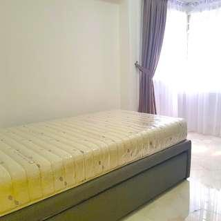 Newly renovated Common Room for Rent. Walk to MRT.