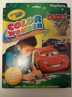crayola Disney car