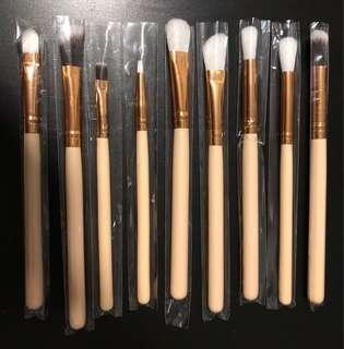 Makeup Brushes 9PC