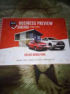 Business preview sinergi