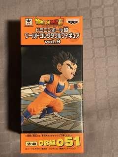 龍珠超 vol. 9 figure WCF 051 孫悟飯