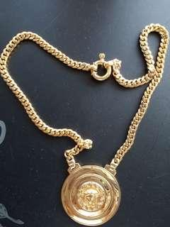 🚚 Authentic Gianni Versace necklace