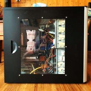 DIY Entertainment PC Computer System
