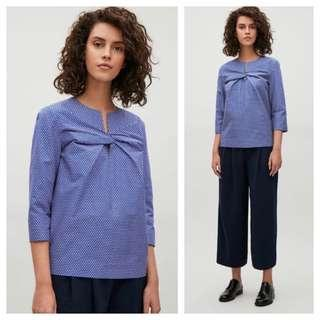 COS Knot Detail Top