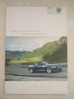 Free✈️BMW 2010 booklet catalog