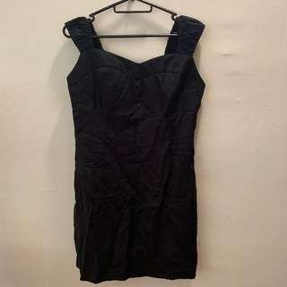 bnwt the editors market naara bustier mini dress