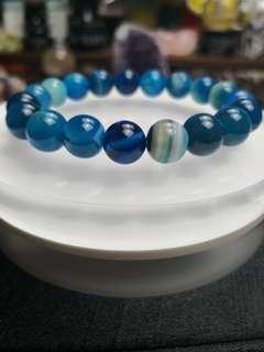 🚚 Blue agate