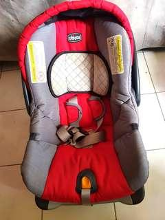 Keyfit chicco car seat with safety base