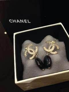 Authentic 2014 Chanel Vintage earrings