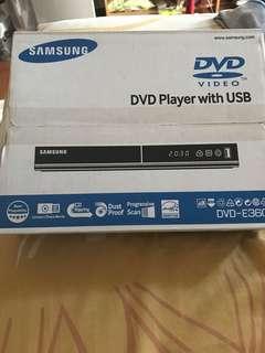 🚚 Samsung DVD Player brand new