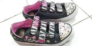 Skechers twinkle toes kids