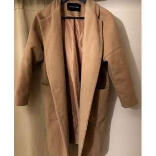Wool Coat from Korea (PRICE IS NEGOTIABLE)