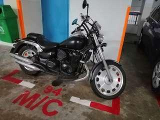 Bike name dealim daystar 150cc
