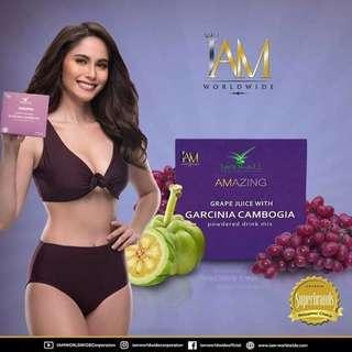 Amazing Garcinia Cambogia Grape Juice