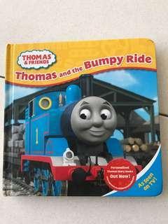 Thomas & the bumpy ride