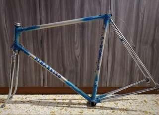 🚚 Panarello Asolo 80's classic steel Cromo frame