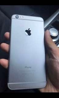 iPhone 6 Plus 64gb with original box 95% new